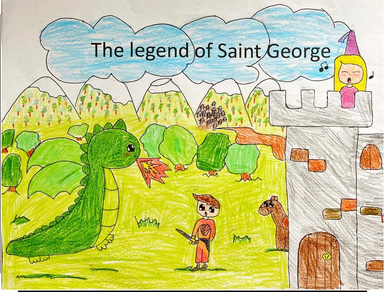 Draw of Saint George